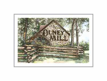 Title: The Olney Mill