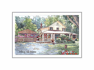 Title:  The Olney Ale House